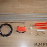 PVC Antenna Mast 1