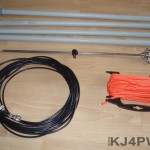 PVC Antenna Mast 2